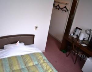 ステーションホテル2 室内1