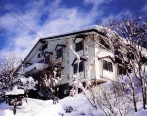 ホットタイム 外観(冬)