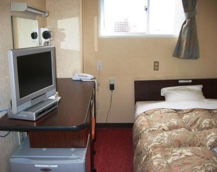 プラザホテル 室内