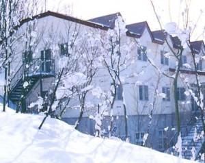 ボーゲン 外観(冬)