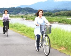 天竜 サイクリング