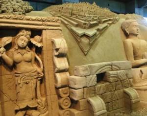 東部 砂の美術館