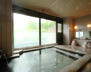 リゾートホテルアルプ大浴場