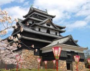 足を延ばせば  松江城