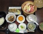 民宿とおの食事例NO2
