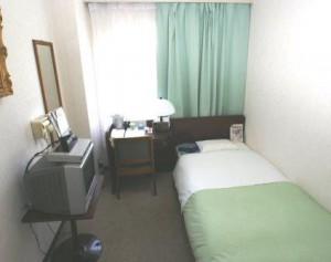ホテル平成 室内
