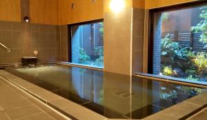 ホテルルートイン信濃大町駅前の大浴場