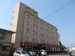 秋田北部自動車学校 合宿免許 大館グリーンホテル