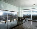 温泉大浴場を満喫