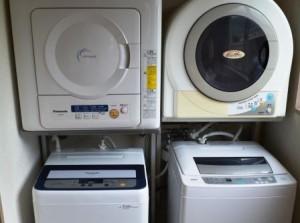洗濯機 乾燥機が無料