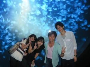 鶴岡 加茂水族館1