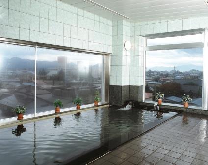 秋田北部ロイヤルH大館浴場