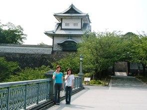 メイン 金沢城石川門