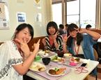 岡本台食事風景
