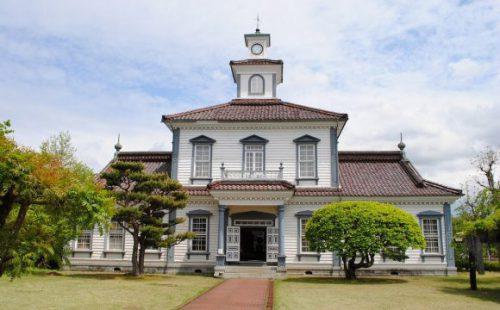 鶴岡自動車学園 致道博物館