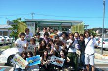 鶴岡自動車学園 合宿免許 集合写真