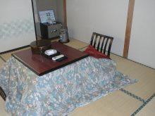 遠野ドライビングスクール 徳田屋旅館 和室 座敷