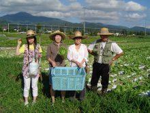 遠野ドライビングスクール グリーンツーリズム 農泊 農業 農家
