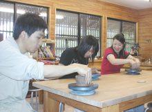 遠野ドライビングスクール グリーンツーリズム 陶芸