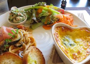能代モータースクール Dining cafe SHANTI