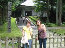 平泉ドライビングスクール 世界遺産 中尊寺 金色堂