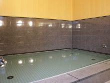 能代モータースクール ホテルミナミ 大浴場