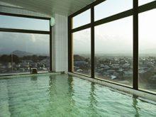 秋田北部自動車学校 合宿免許 温泉大浴場 アネックスロイヤルホテル