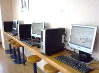 白根中央自動車学校 合宿免許 学習室