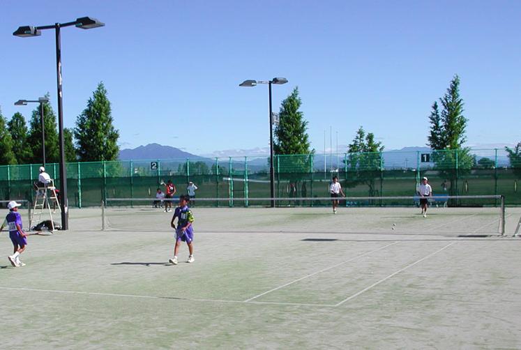 新潟 合宿 テニス