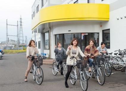 水原自動車学校 合宿免許 自転車 無料