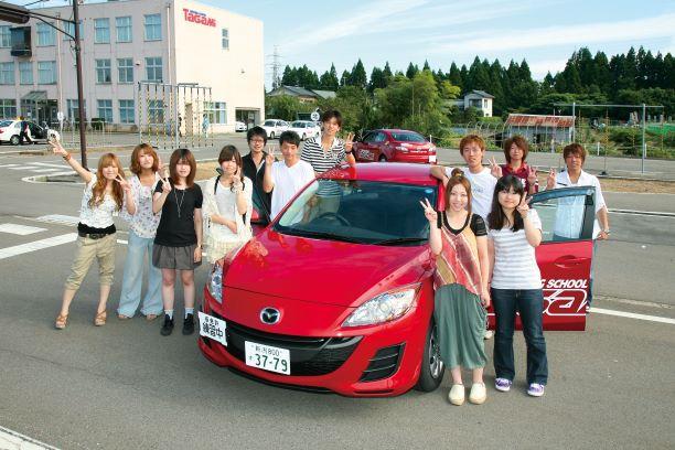 田上自動車学校 合宿免許 楽しい
