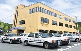 湯本自動車学校 合宿免許 校舎