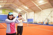 MAXドライビングスクール千曲 合宿免許 テニス フットサル