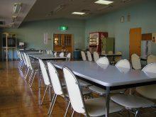 海上中央自動車教習所 合宿免許 男性専用宿舎 食堂