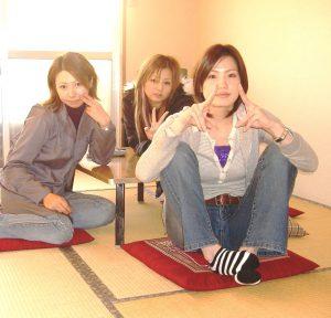 女性専用宿舎