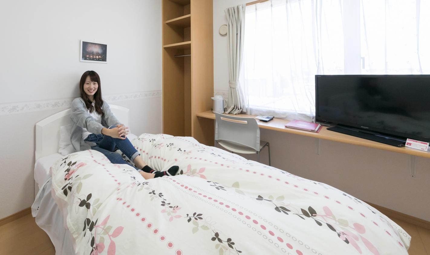 MAXドライビングスクール千曲 合宿免許 女性専用宿舎