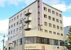 山陰中央自動車学校 合宿免許 ホテルアジェンダ駅前