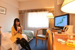 合宿免許 宿舎 ホテルニューオータニ