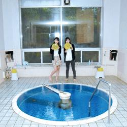つたや旅館 温泉