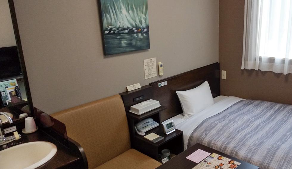 敦賀自動車学校 ホテルルートイン本館