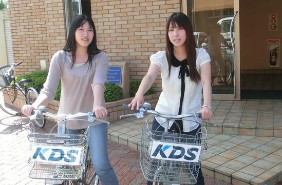 レンタサイクル 自転車 無料