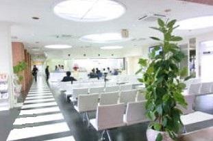 共立自動車学校・日野 待合室