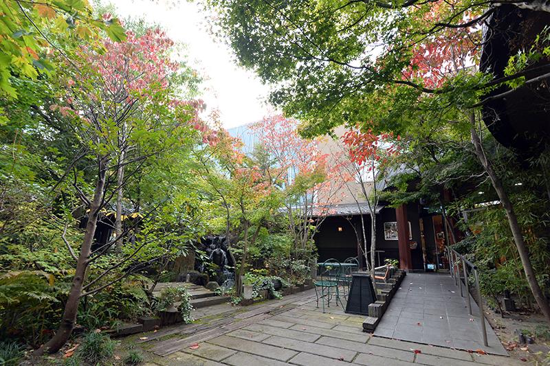 片岡鶴太郎 美術庭園