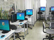 合宿免許 学習室