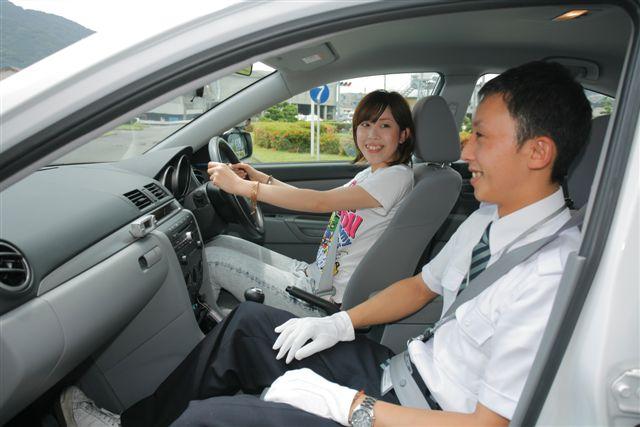 合宿免許 共立自動車学校・大野 免許合宿