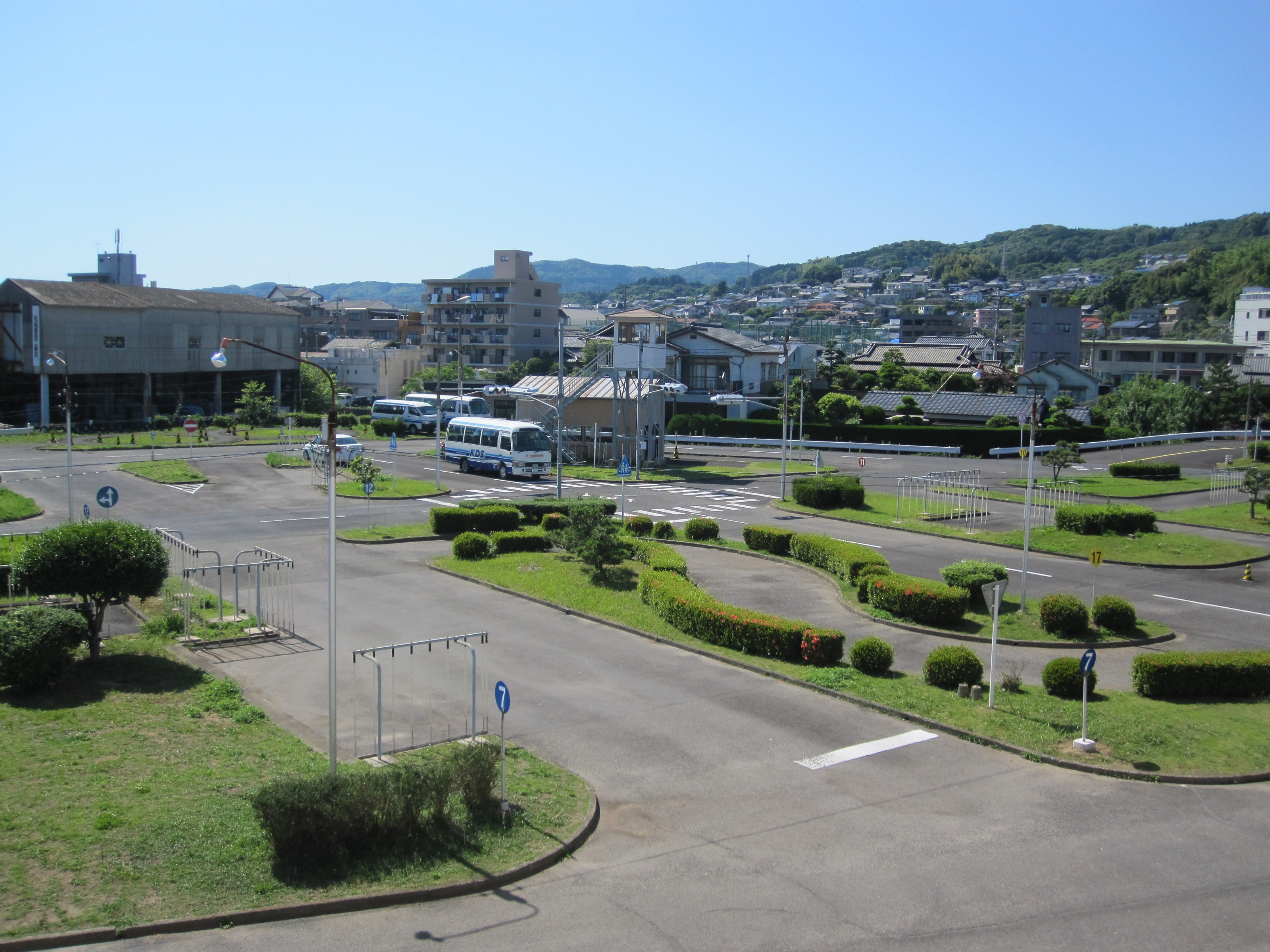 共立自動車学校・大野 合宿免許 楽しい