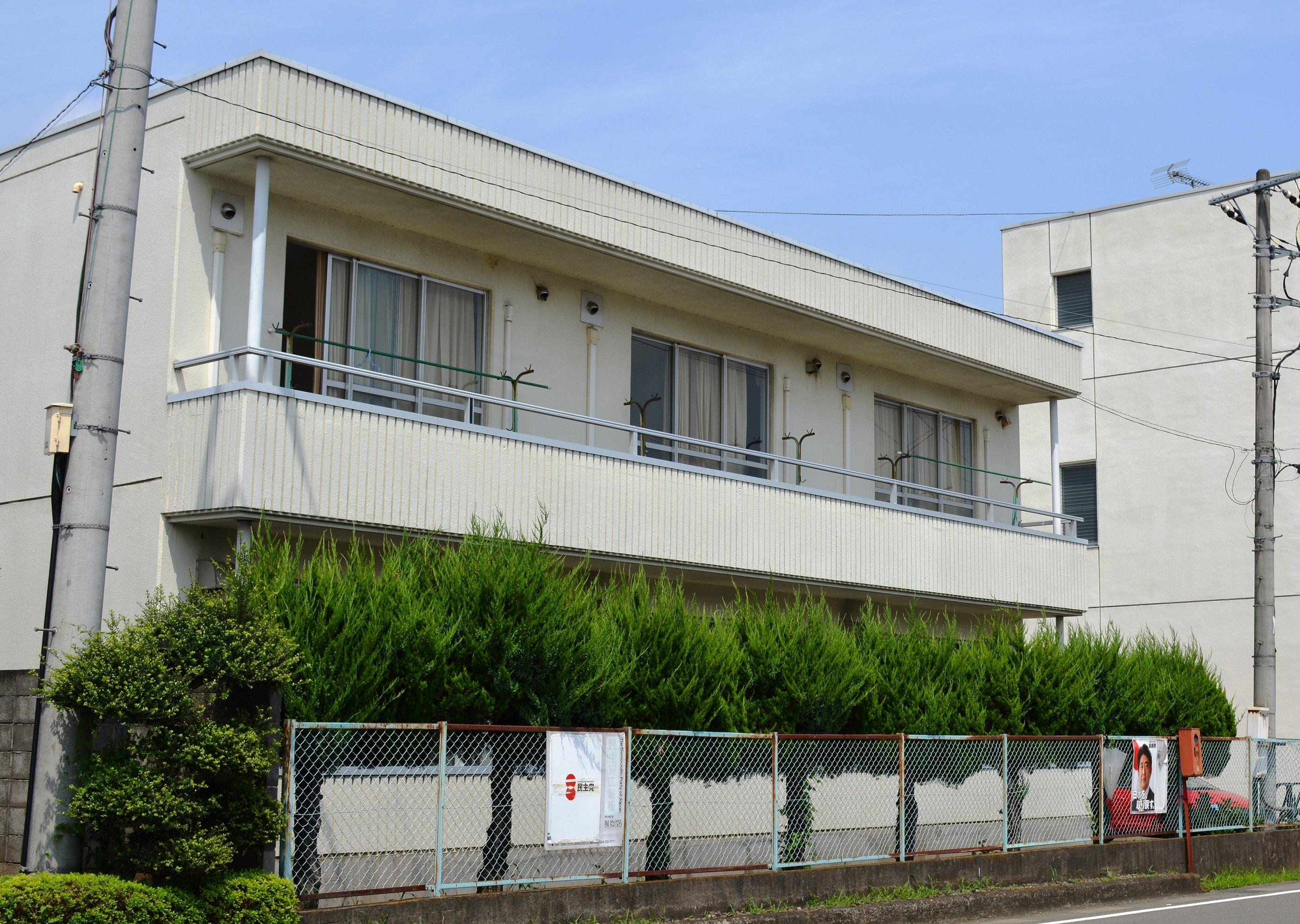 上野原自動車興趣所 合宿免許 専用宿舎